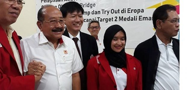 Terus Berlatih, Henky Lasut Optimistis Bridge Sumbang Dua Emas di Asian Games